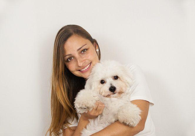 Andrea Bracho Co Fundadora en Entrelazadogs